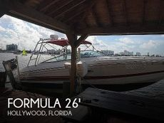 2002 Formula 260 Sun Sport
