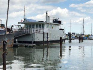 Stunning Ferry Conversion