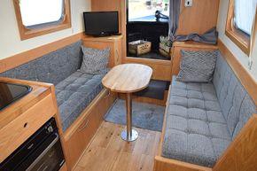 Front cabin forward