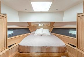 Master cabin with ensuite