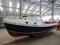 Romany 21 Fishing Boat