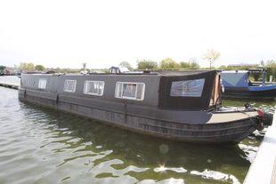Dilligaf,49ft traditional style narrowboat back on the market