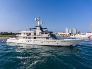 2004 Oceanfast Custom Superyacht