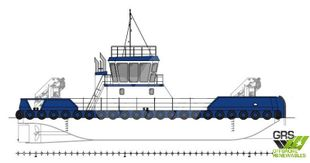 23m Workboat for Sale / #1117278