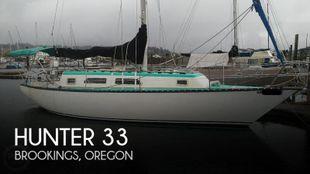 1978 Hunter 33