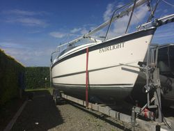2001 MaGregor 26X with AUTO HELM