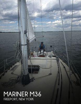 1980 Mariner M36