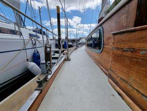 Buchanan Viking  - Side Deck