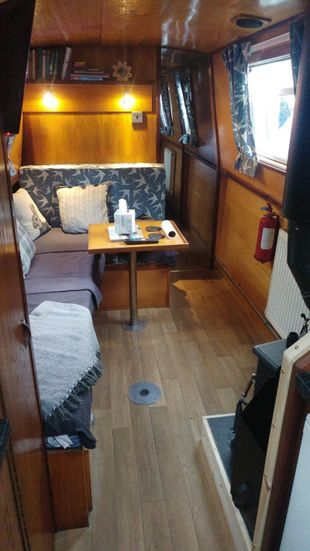 57 ft Cruiser Stern Narrowboat