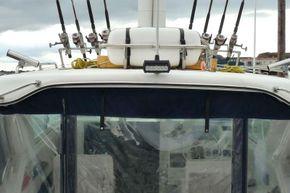 Sportcraft 302 - fishing boat - fishing rod holders