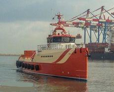 174' Fast Crew Supply Ship