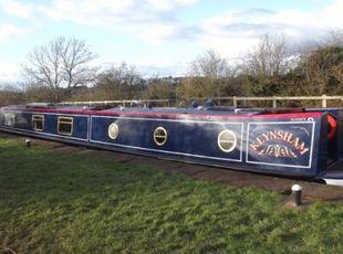 Keynsham 1/12th (4 Week) Boat Share