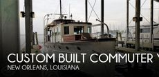 1929 Custom Built Commuter Yacht 73