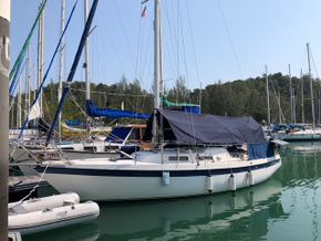 31 ft Sailing Yacht for Sale in Langkawi.