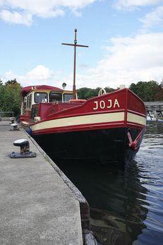 JOJA 1927 Dutch Barge