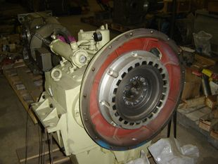 4.5 to 1 ADVANCED D300A NEW MARINE GEARBOX