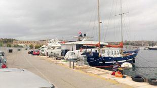 Helleman 41 Dutch Steel Yacht