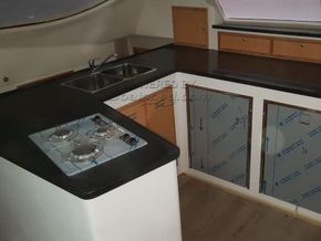 Admiral 40 - NEW BOAT - Galley