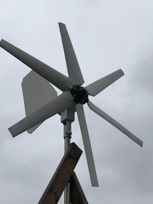 Wind Generator AERO6GEN LVM612 (12vdc)