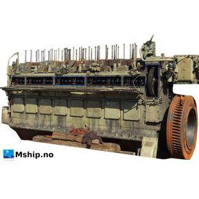 Mak 8 M 453 AK spare parts