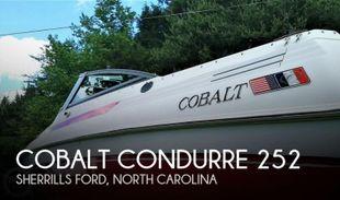 1990 Cobalt Condurre 252