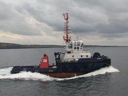 2 x ASD tugs built 1989