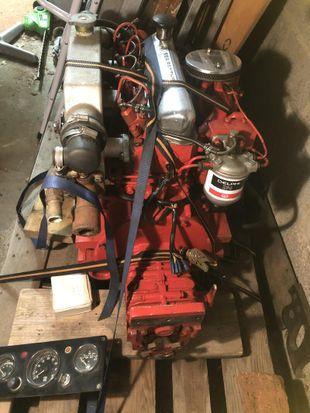 Sea Panther 25HP Diesel