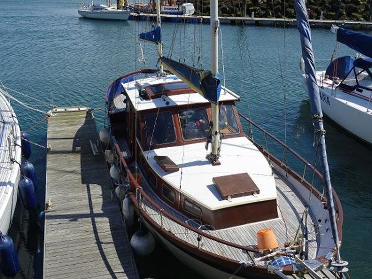1977 Nauticat 33