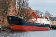 Small General Cargo Ship about 600 DWT built 1938 in Germany