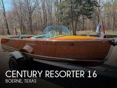 1955 Century RESORTER 16