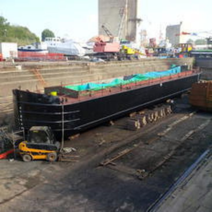 Humber Barge - POA