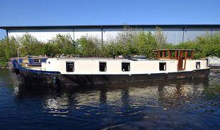 Replica Dutch Barge 2001 TAR Narrowboats