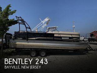2018 Bentley 243 Cruise SE