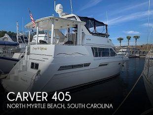 1997 Carver 405 Aft Cabin