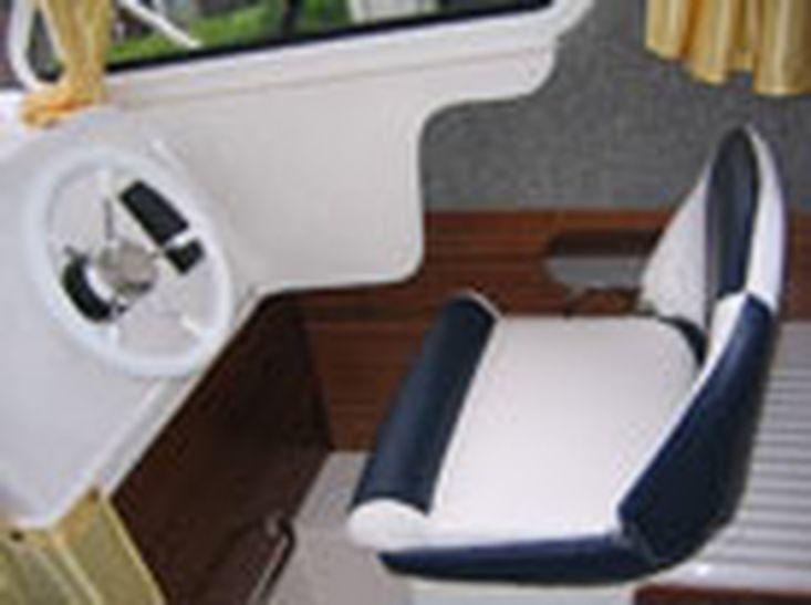 Raider 640 Pilot House