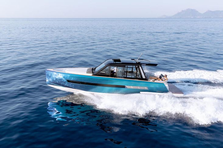 2020 FJORD 44 COUPE