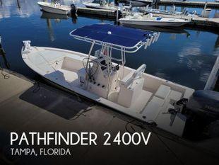 2003 Pathfinder 2400V