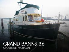 1972 Grand Banks 36 Classic