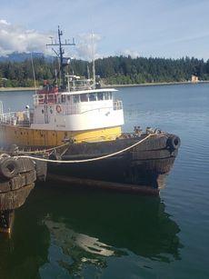 39.21m Tug Boat