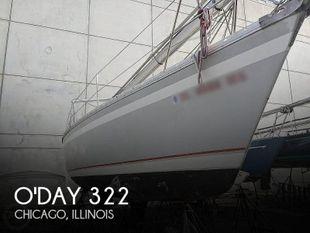 1987 O'day 322