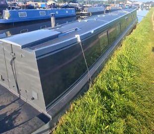 57ft semi traditional narrow boat