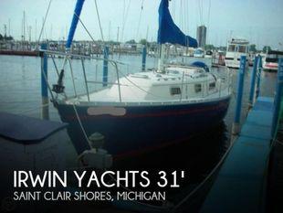 1985 Irwin Yachts 31 Citation