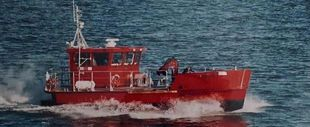 41' Survey Vessel