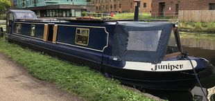 47ft Narrowboat 'Juniper'