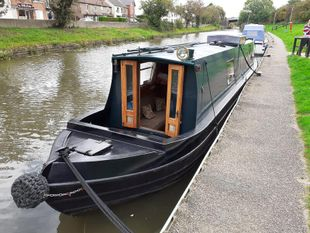 Sold Bertie 41ft Trad built 1991 Peter Nichols
