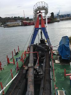 1988 Cutter Suction Dredger For Sale