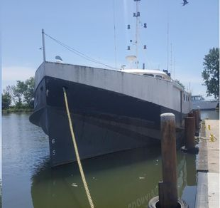 1945/1986 65' x 20' Great Lakes Fishing Vessel
