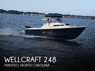 1984 Wellcraft 248