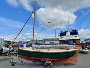 Character Boats Coastal Whammel Weekender - Exterior