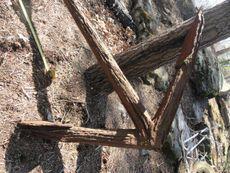 1700's 1600 lbs Admiralty Long Shank Anchor